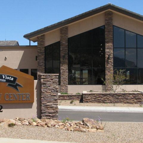 Mountain Vista Community Signage